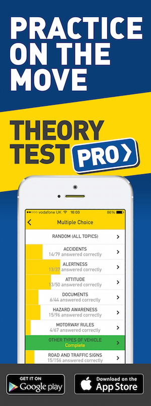 Theory Test Pro in partnership with A Star Driving School